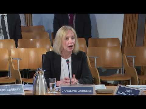 Public Audit and Post-legislative Scrutiny Committee - 19 April 2018
