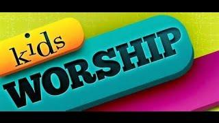 King of kings Lord of lords Hallelujah Kids Praise youth worship sing along dance