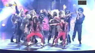 Ila e Ric Michael Jackson Thriller Vengo Anch'io Raiuno