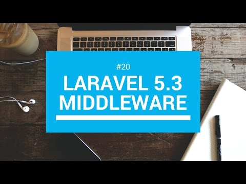 Laravel 5.3 tutorials #20 Middleware (restricting access to pages)