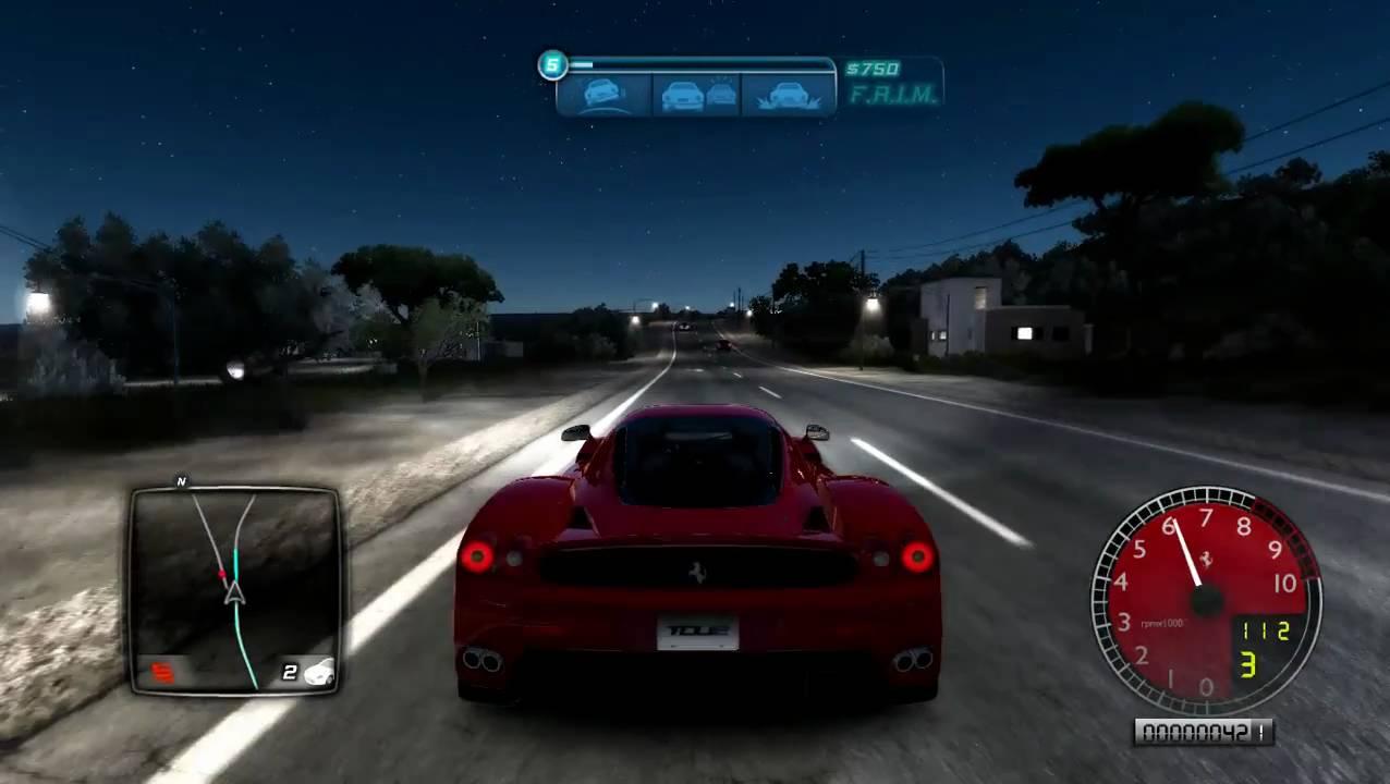 Ferrari enzo top speed