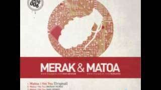 Matoa - Hei You (Original mix) CASE006