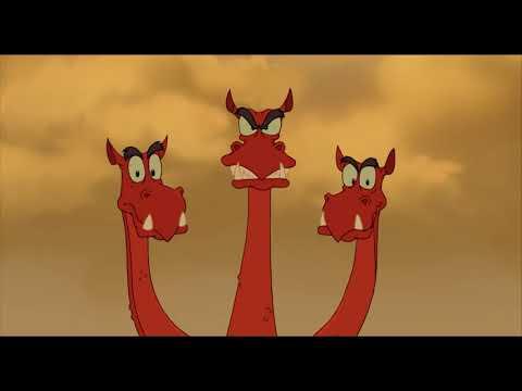 Плохиш,  Даздрагон, верблюд и ГошЫк