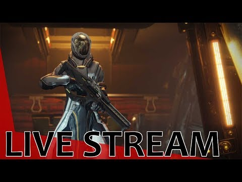 Destiny 2 LIVE - Warlock Prep for CoO