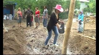 Hügelkültür Serası - Hugelculture Greenhouse