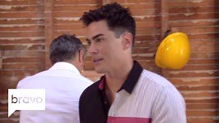 Vanderpump Rules: Lisa's Designer Shows Potential Designs for Tom Tom (Season 6, Episode 15)   Bravo