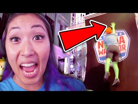 AMERICAN NINJA WARRIOR FAILS