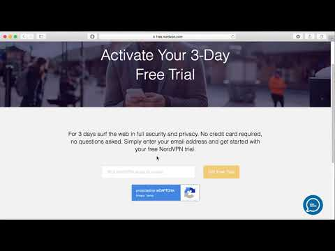 activate your 3 day free trial
