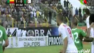 Bénin 1-3 Algérie (Elim. Coupe du monde 2014)