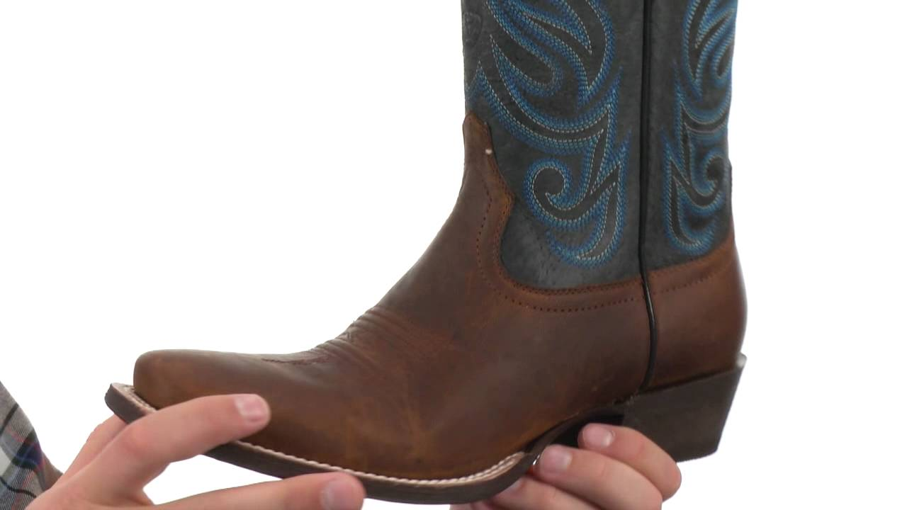 Ariat Good Times SKU:8382775 - YouTube