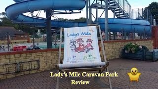 Lady's Mile Holiday Park Review