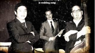 You look wonderful tonight - a wedding song