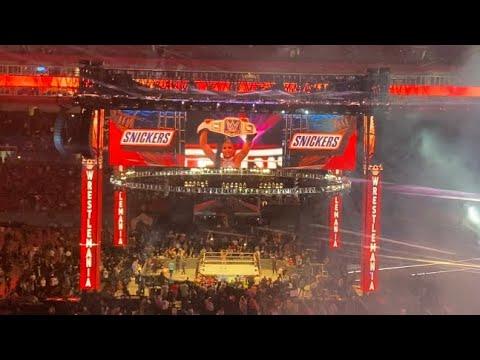 Download WRESTLEMANIA 37 - Bianca Belair Wins The Smackdown Women's Championship