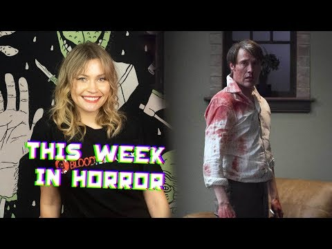 Horror Headlines for January 21, 2019 - Hannibal, Ghostbusters, The Witches