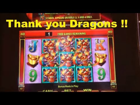 Giant dragon slots
