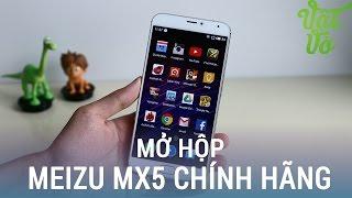 Vật Vờ| Mở hộp Meizu MX5 chính hãng: có tiếng việt, vân tay rất nhạy(Giới thiệu, so sánh smartphone Meizu MX5 chính hãng mở hộp, so sánh,camera,đánh giá,trải nghiệm Meizu MX5 chính hãng Các bạn có thể tìm kiếm video mở ..., 2015-12-04T08:39:02.000Z)