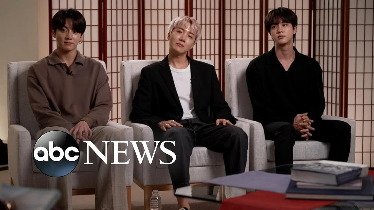 Download K-pop stars BTS draw attention to climate change, mental health at UN