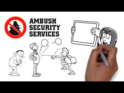 Ambush Security CCTV For Business