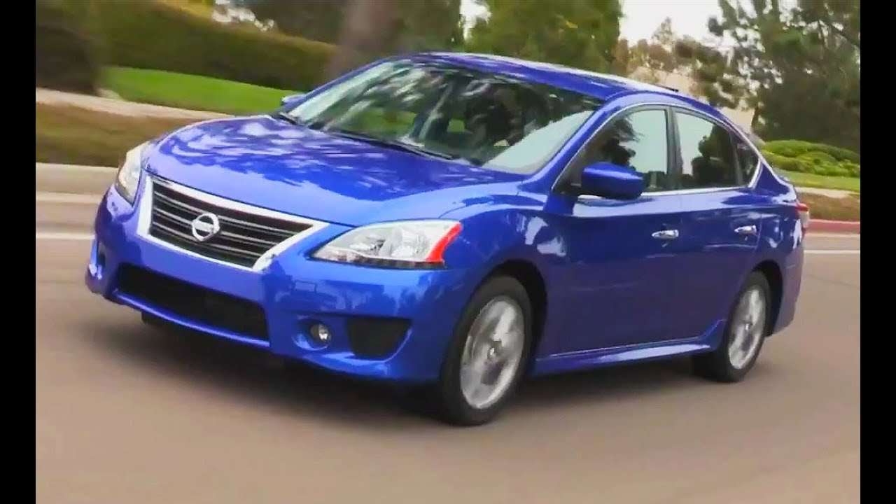 Reviewed: 2013 Nissan Sentra SR - YouTube