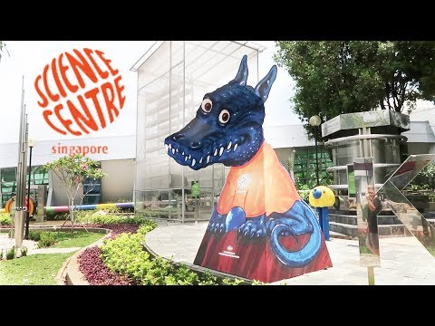 Singapore Science Centre 2017