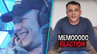 Uii Memo guck mal ... 😂 REAKTION auf Memos erstes Video 👀 MontanaBlack Reaktion