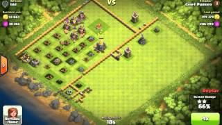 Clash of Clans - Low Level/Big Raid