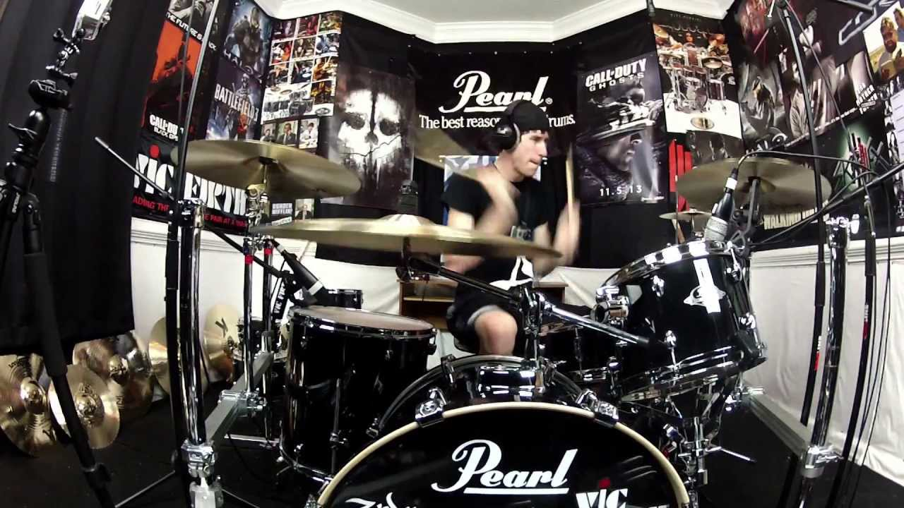 Green Day Basket Case Drum Cover Youtube
