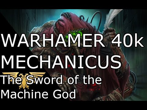 Warhammer 40K: Mechanicus - The Sword of the Machine God  
