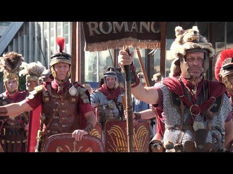 Antichi romani verso Expo, dalla biga al Frecciarossa