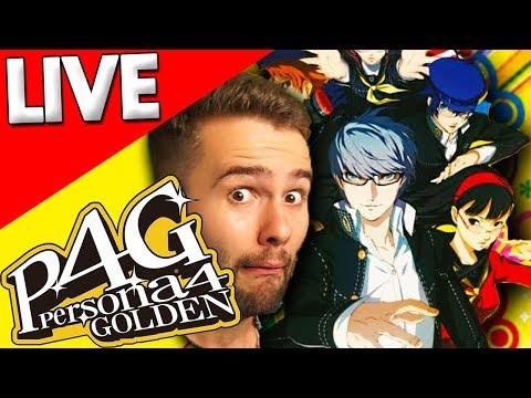 Harems & Style! | Persona 4 Golden FFP Playthrough / Livestream Gaming