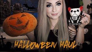 Halloween Decor Haul UK 2018 - TK Maxx, HomeSense ETC