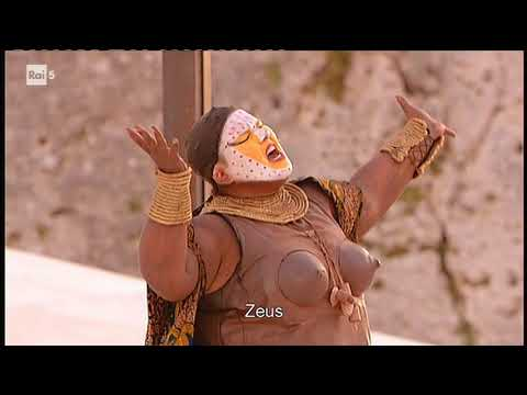 Le Supplici di Eschilo - Teatro greco di Siracusa