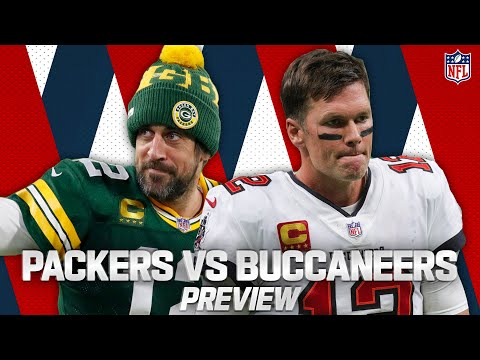 Brady vs Rodgers: The NFC Championship Showdown | The NFL Show 2020 | NFL UK