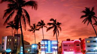 MIAMI, BABY!! (Gruss aus South Beach / Miami Beach, Florida)
