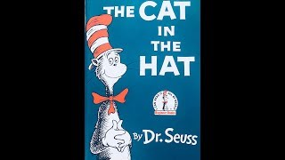 The Cat In the Hat by Dr. Seuss Read Aloud