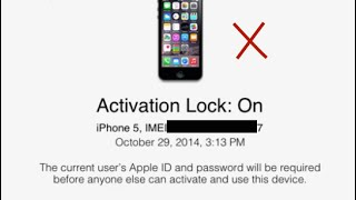 check icloud activation lock status