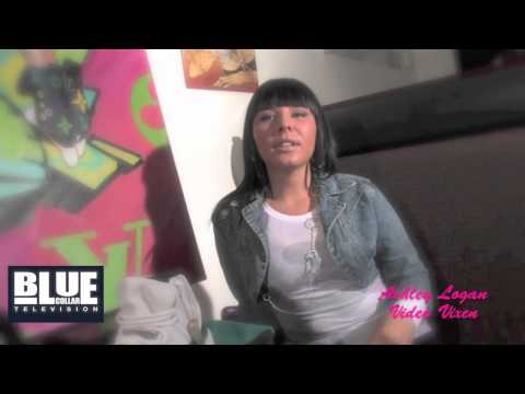THE BACK SHOT QUEEN:ASHLEY LOGAN INTERVIEW (BLUE COLLAR TVD VOL.1)