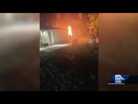 Body Of Milwaukee Rapper Found In Back Of Burning Car