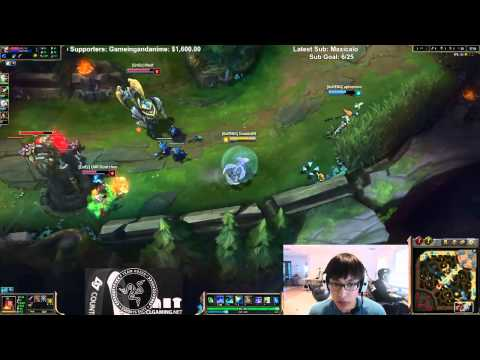 [4/27] CLG Ranked 5s - Game 1 - League of Legends Full Game