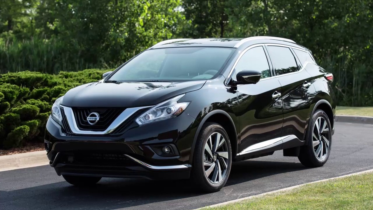 2017 nissan murano headlights and exterior lights youtube. Black Bedroom Furniture Sets. Home Design Ideas