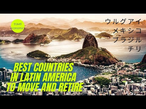 Best Countries in Latin America to Move and Retire