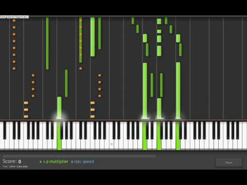 How to play Chariots Of Fire on piano