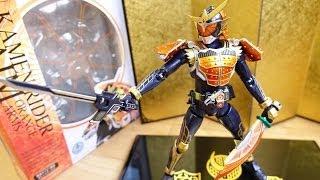 仮面ライダー鎧武 S.H.Figuarts ①鎧武 オレンジアームズ http://youtu.b...
