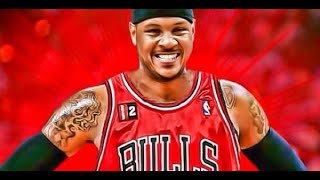 Chicago Bulls Trade For Carmelo Anthony! Plus More