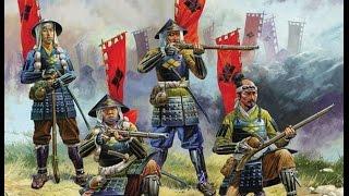 Ashigaru - History And Combat