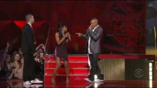 Justin Timberlake ft Robin Troupe & T.I   My Love Live at Grammys 2007 (HQ)