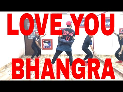 LOVE YOU | SHARRY MANN | BHANGRA DANCE |...