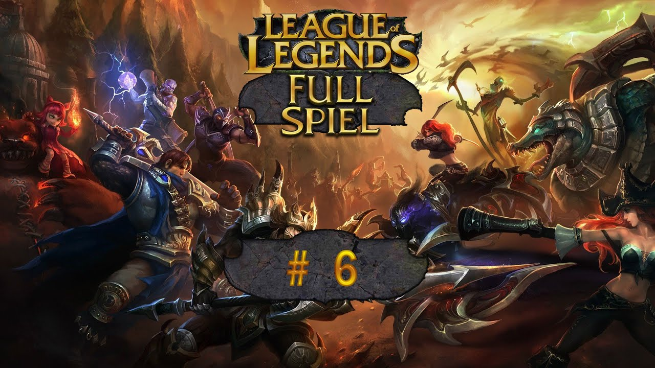 league of legends zuschauen