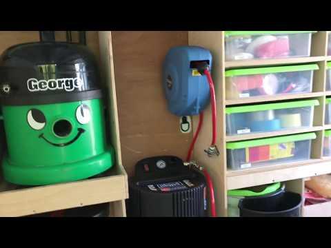 Viper Valeting Van Setup | Car Detailing | Ipswich Car Valeting | ViperAutoValet.com