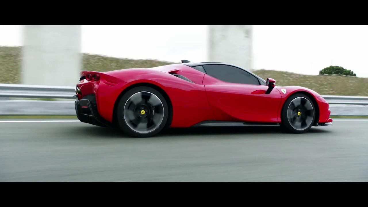 Ferrari SF90 Stradale Debut Video